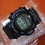 Beli Digitec Wrist Watch Jam Tangan Sport Dg 2106T Fishmandual Time Original Black Box Murah Dki Jakarta