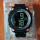 Jual Digitec Wrist Watch Jam Tangan Sport Dg 3055T Dual Time Original Black Box Digitec Branded