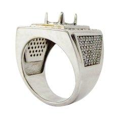 Diraff Ring Emban Cincin Perak Hongkong Kadar 925 150542