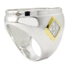 Diraff Ring Emban Cincin Perak Hongkong Kadar 925 150545