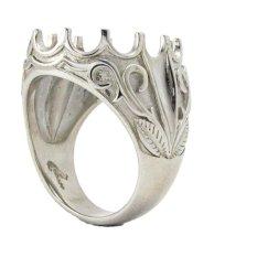 Diraff Ring Emban Cincin Perak Hongkong Kadar 925 150551