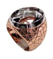 Diraff Ring Emban Cincin Perak Hongkong Kadar 925 - 150627