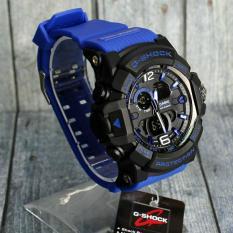DISKON AKHIR TAHUN!  HARGA TERMURAH ... G-Shock Casio GWA1045 Black Hitam Jam Tangan Digital Pria &