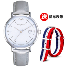 Harga Disney Korea Fashion Style Baru Jam Tangan Wanita Anti Air Disney Online