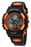 Toko Disney Ms5516 O Mickey Sport Jam Tangan Anak Orange Pvc Strap Disney Indonesia