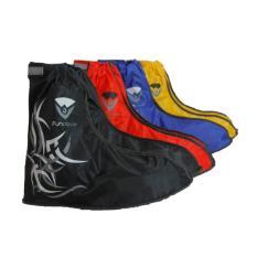 Distributor Jas Hujan Sepatu Sarung Sepatu Cover Shoes Anti Air Fun Cover Asli