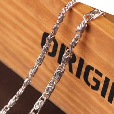 DIY Rajut Logam Rantai Perhiasan Juta Kata