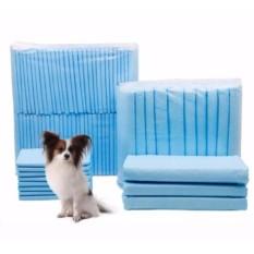 Jual Anjing Dan Cat Super Absorbent Pembuangan Pet Popok Xl Length90Cm Lebar 60 Cm 10Pck Pack Nbsp Intl Murah