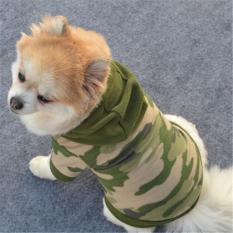 Anjing Pet Pakaian Hoodie Hangat Sweater Puppy Coat Pakaian-Intl By Cnb2c.