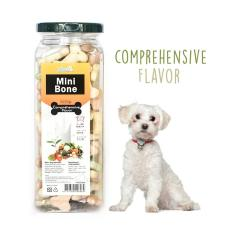 Review Toko Dog Snack Mini Bone Mix Flavour Online
