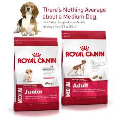 Promo Dogfood Royal Canin Medium Junior 10Kg Akhir Tahun
