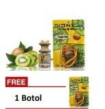 Parfum Mobil Parfum D One Pengharum Ruangan Parfum Gantung Unik Aroma Fresh Kiwi Get 1 Free Original