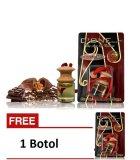 Spesifikasi Parfum Mobil Gantung D One Pengharum Ruangan Parfum Gantung Unik Aksesoris Mobil Aroma Indonesia Batik Get 1 Free Paling Bagus