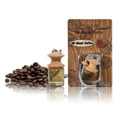 D'one Parfum Mobil / Pengharum Ruangan / Aksesoris Mobil / Parfum Gantung Unik Aroma Coffee / Kopi