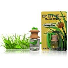 D'one Parfum Mobil Gantung / Pengharum Ruangan / Aksesoris Mobil / Parfum Gantung Unik Aroma Morning Grass