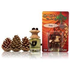 D'one Parfum Mobil Gantung / Pengharum Ruangan / Aksesoris Mobil / Parfum Gantung Unik Aroma Pine