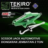 Spek Dongkrak Jembatan Tekiro 2 Ton Indonesia