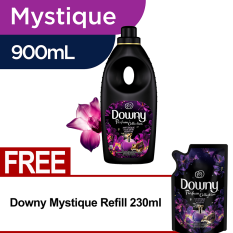 Toko Downy Mystique Bottle 900Ml Free Downy Mystique Refill 230Ml Murah Di Jawa Barat