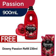 Harga Downy Passion Bottle 900Ml Free Downy Passion Refill 230Ml Online Jawa Barat