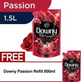 Spesifikasi Downy Passion Refill 1 5L Free Downy Passion Refill 800Ml Yang Bagus