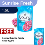Perbandingan Harga Downy Sunrise Fresh Refill 1 6L Free Downy Sunrise Fresh Refill 900Ml Downy Di Indonesia