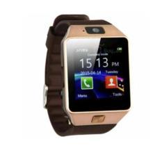 Dream Smartwatch U9 / DZ09 / Smart Watch DZ09 Support Sim Card & Memory Card / Jam Tangan Android - Brown