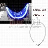 Jual Drl Lampu Led Alis Flexible Fleksibel 60 Cm Mio Soul Gt 125 Cc Putih Baru