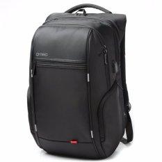 DTBG Business Travel Backpack Laptop Bag D8195W 15.6 Inch - Hitam