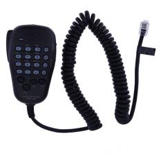 Dtmf Mh-48a6j Mikrofon Untuk Ft-7800r Ft-8800r Ft-8900r Ft-7900r Ft-7100m (hitam)-Intl By Crystalawaking.