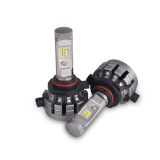 Beli Dual Warna Putih Konversi Kuning 45 W 3500 K 6000 K 6000Lm Led Mobil Headlight Bulb Kit Waterproof Ip68 Super Bright Led Mobil Headlamp 9012 Intl Oem Murah