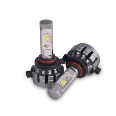 Toko Dual Warna Putih Konversi Kuning 45 W 3500 K 6000 K 6000Lm Led Mobil Headlight Bulb Kit Waterproof Ip68 Super Bright Led Mobil Headlamp 9012 Intl Tiongkok