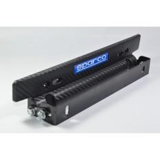 Dudukan Plat Nomor JDM Carbon 3D SPARCO