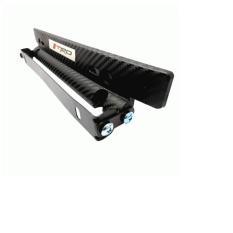 Dudukan Plat Nomor JDM Carbon 3D TRD Silver