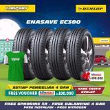 Harga Dunlop Enasave Ec300 4Pcs Spooring 3D Balancing Voucher Alfamart Rp 100 000 Yang Murah Dan Bagus