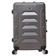 Beli Dupont Koper Hardcase No Zipper Size 24 Inch 8771 Coffee Yang Bagus