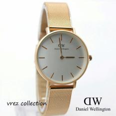 DW 7230 jam tangan kasual wanita tali pasir