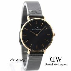 DW Jam tangan wanita dua jarum