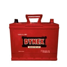 DYNEX 105D31L- 12V - 90 AH Mobil Aki Kering Toyota Nissan KIA Others Tata