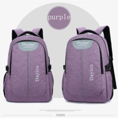 Harga E Store Travel Usb Desain Unisex Fashion Ransel Korea Premium Laptop Backpack Dengan Eksternal Pengisian Usb Notebook Komputer Bags Backpack Tas Kanvas Ransel Sekolah Internasional Oem Terbaik