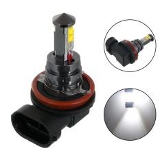 Eachgo mobil lampu LED kabut lampu bohlam Foglight 20 W XTE 4 SMDH8 / H11