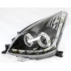 Harga Eagle Eyes Headlamp Lampu Depan For Nissan Livina 08 10 Projector Black Housing Terbaik