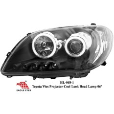 EAGLE EYES Headlamp-Lampu Depan Mobil for Toyota Vios 05-07
