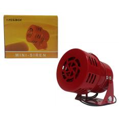 Promo Eelic Ms 190 Ac 220V Alarm Mini Motor Siren Biasa Digunakan Disekolah Kantor Pabrik Bengkel Asrama Sekolah Tentara Membutuhkan Alarm Sirine Jawa Timur