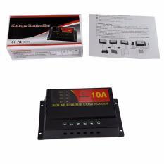 EELIC SCC-SIM -10A Solar Charge Controller Panel Battery Regulator 12V