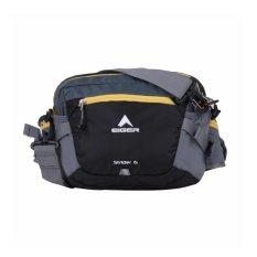 Eiger Lumbar Bag Pria Strider 6L - Hitam