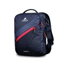 Eiger Tas Laptop Trilogic Pria Diario Asimmo 3 - Hitam 17L