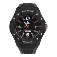 Eiger Watch YP13607 - Warna Hitam