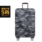 Diskon Elastic Box Cover Custom Luggage Protective Case Travel Box Pulley Case Protective Case Intl Oem Di Tiongkok