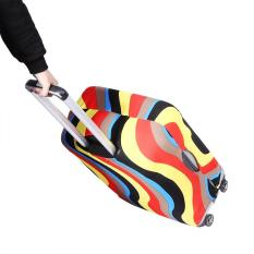 Katalog Elastic Dust Proof Travel Suitcase Protective Cover Luggage Protector Colorful Intl Terbaru