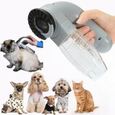 Electric Dog Cat Pet Hair Fur Grooming Clipper Shaver TrimmerScissors Remover  - intl